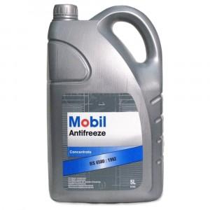 Антифриз Mobil синий (5 л)