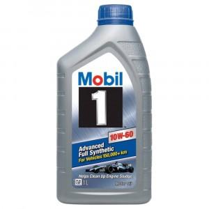 Моторное масло Mobil 1 10W-60 (1 л)