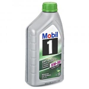 Моторное масло Mobil 1 ESP Formula 5W-30 (1 л)