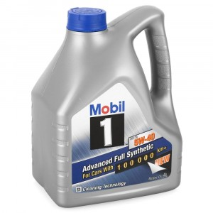 Моторное масло Mobil 1 FS X1 5W-40 (4 л)