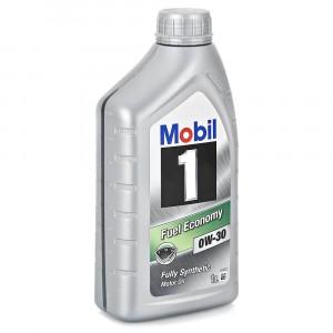 Моторное масло Mobil 1 Fuel Economy 0W-30 (1 л)