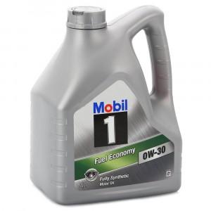 Моторное масло Mobil 1 Fuel Economy 0W-30 (4 л)