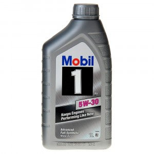 Моторное масло Mobil 1 X1 5W-30 (1 л)