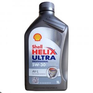 Моторное масло Shell Helix Ultra Professional AV-L 5W-30 (1 л)