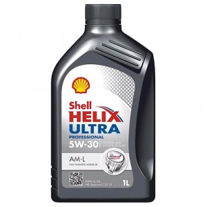 Моторное масло Shell Helix Ultra Professional AM-L 5W-30 (1 л)