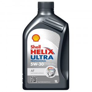 Моторное масло Shell Helix Ultra Professional AF 5W-30 (1 л)