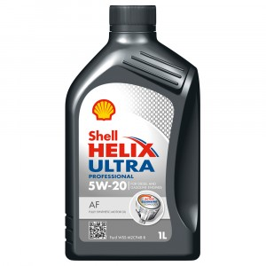 Моторное масло Shell Helix Ultra Professional AF 5W-20 (1 л)