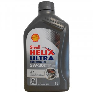Моторное масло Shell Helix Ultra Professional AB 5W-30 (1 л)