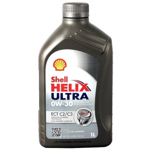 Моторное масло Shell Helix Ultra ECT C2/C3 0W-30 (1 л)