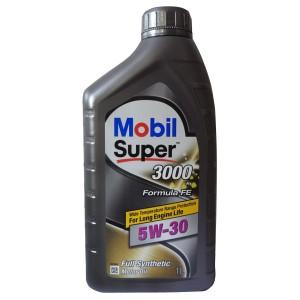 Моторное масло Mobil Super 3000 X1 Formula FE 5W-30 (1 л)