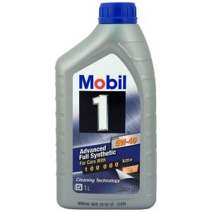 Моторное масло Mobil 1 FS X1 5W-40 (1 л)