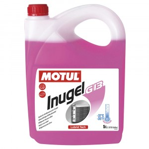 Антифриз Motul Inugel G13, розовый (5 л)