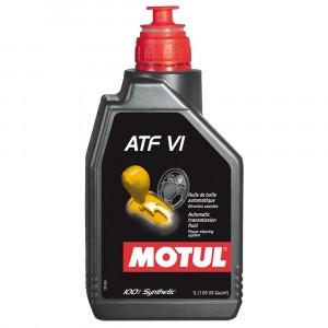 Трансмиссионное масло Motul ATF VI (1 л)