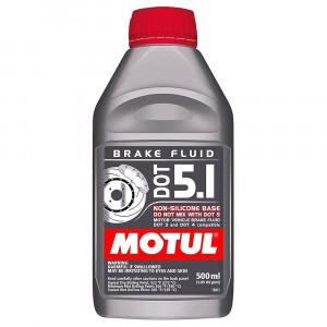 Тормозная жидкость Motul DOT-5.1 (0,5 л)