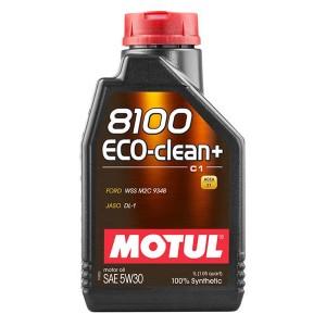 Моторное масло Motul 8100 Eco-clean+ 5W-30 (1 л)