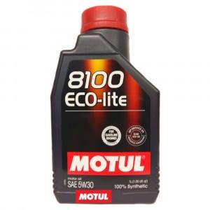 Моторное масло Motul 8100 Eco-lite 5W-30 (1 л)