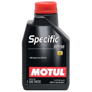 Моторное масло Motul Specific MB 229.52 5W-30 (1 л)
