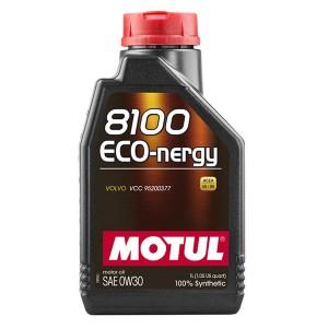 Моторное масло Motul 8100 Eco-nergy 0W-30 (1 л)