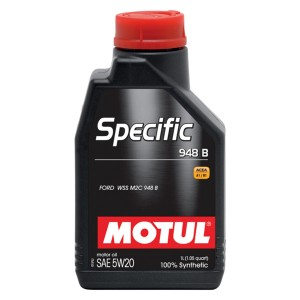 Моторное масло Motul Specific Ford 948-B 5W-20 (1 л)