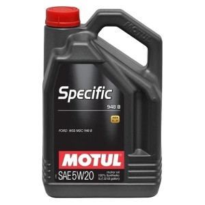 Моторное масло Motul Specific Ford 948-B 5W-20 (5 л)