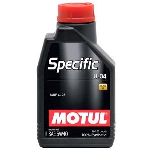 Моторное масло Motul Specific BMW LL-04 5W-40 (1 л)