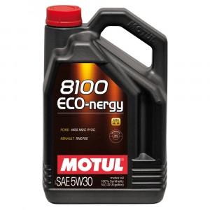 Моторное масло Motul 8100 Eco-nergy 5W-30 (5 л)