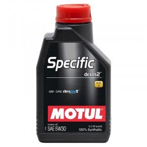 Моторное масло Motul Specific Dexos2 5W-30 (1 л)