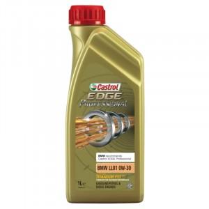 Моторное масло Castrol EDGE Professional BMW LL01 Titanium FST 0W-30 (1 л)