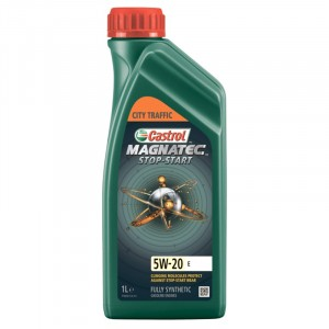 Моторное масло Castrol Magnatec Stop-Start E 5W-20 (1 л)