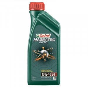 Моторное масло Castrol Magnatec Diesel B4 10W-40 (1 л)
