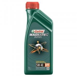 Моторное масло Castrol Magnatec Diesel DPF 5W-40 (1 л)