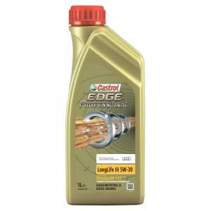 Моторное масло Castrol EDGE Professional LongLife III Audi Titanium FST 5W-30 (1 л)