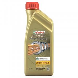 Моторное масло Castrol EDGE Professional LongLife III Skoda Titanium FST 5W-30 (1 л)