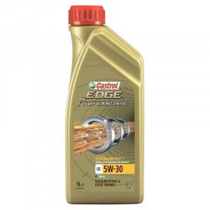 Моторное масло Castrol EDGE Professional OE Titanium FST 5W-30 (1 л)