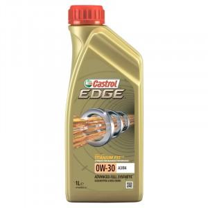Моторное масло Castrol EDGE Titanium FST A3/B4 0W-30 (1 л)