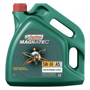 Моторное масло Castrol Magnatec A5 5W-30 (4 л)