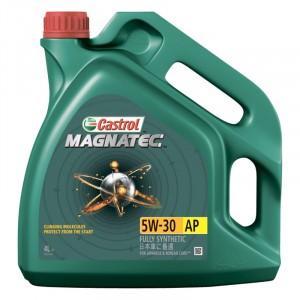 Моторное масло Castrol Magnatec AP 5W-30 (4 л)