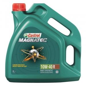 Моторное масло Castrol Magnatec А3/В4 R 10W-40 (4 л)
