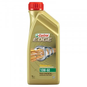 Моторное масло Castrol EDGE Titanium FST A3/B4 10W-60 (1 л)