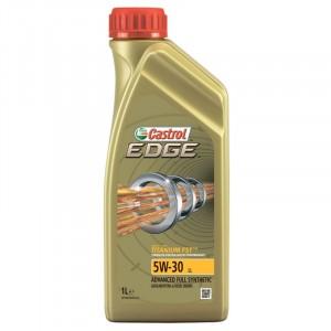 Моторное масло Castrol EDGE Titanium FST LL 5W-30 (1 л)