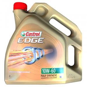 Моторное масло Castrol EDGE Titanium FST A3/B4 10W-60 (4 л)