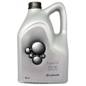Моторное масло Lexus 0W-30 (5 л)