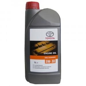 Моторное масло Toyota Fuel Economy 5W-30 (1 л)