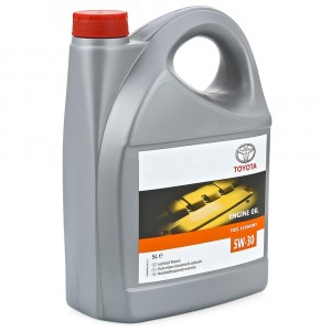 Моторное масло Toyota Fuel Economy 5W-30 (5 л)