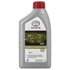 Трансмиссионное масло Toyota ATF WS (1 л)