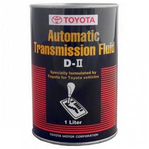 Трансмиссионное масло Toyota ATF D-II UAE (1 л)