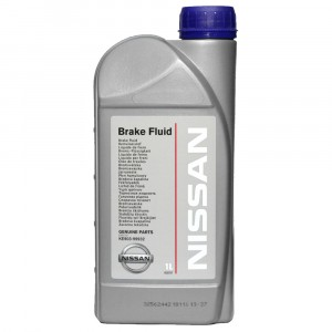 Тормозная жидкость Nissan DOT-4 (1 л)