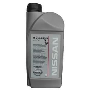 Трансмиссионное масло Nissan ATF Matic-D (1 л)
