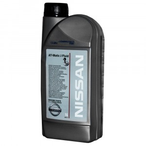 Трансмиссионное масло Nissan ATF Matic-J (1 л)