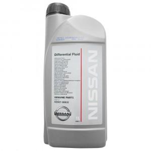 Трансмиссионное масло Nissan Differential Fluid 80W-90 (1 л)